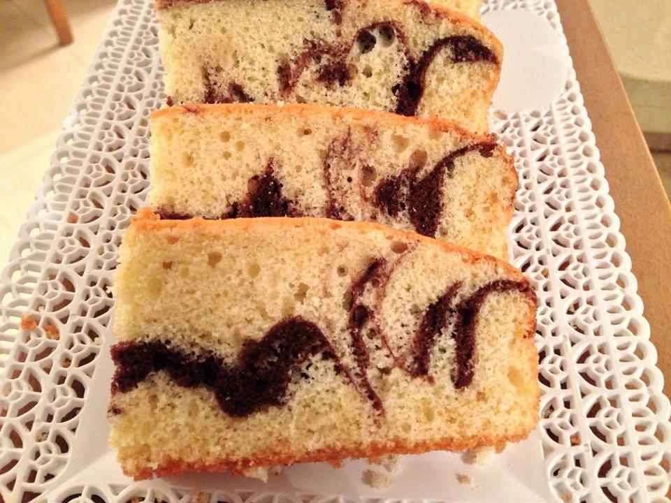 עוגה שיש -  מבשלים ואופים עם מאסטר מתכונים