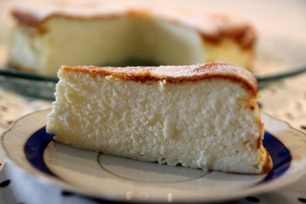 עוגת גבינה לייט מופחתת קלוריות ושומן