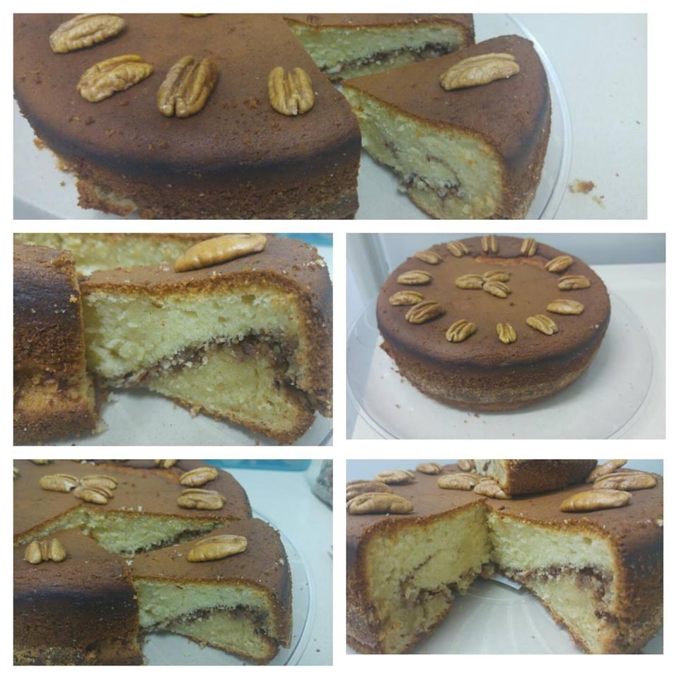 מבשלים ואופים עם מאסטר מתכונים       -    עוגה בחושה וטעימה ב 5 דקות עבודה