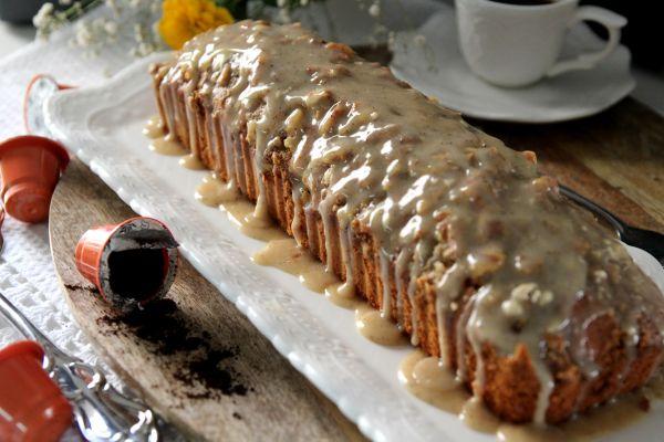 עוגת אספרסו - חלבה