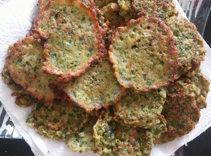 קציצות ירק   -  מבשלים ואופים עם מאסטר מתכונים