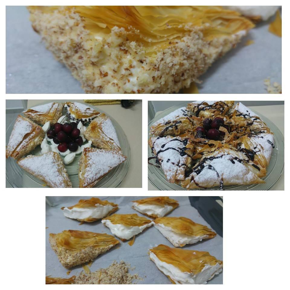 מבשלים ואופים עם מאסטר מתכונים       -      קינוח מתוק קל ומהיר