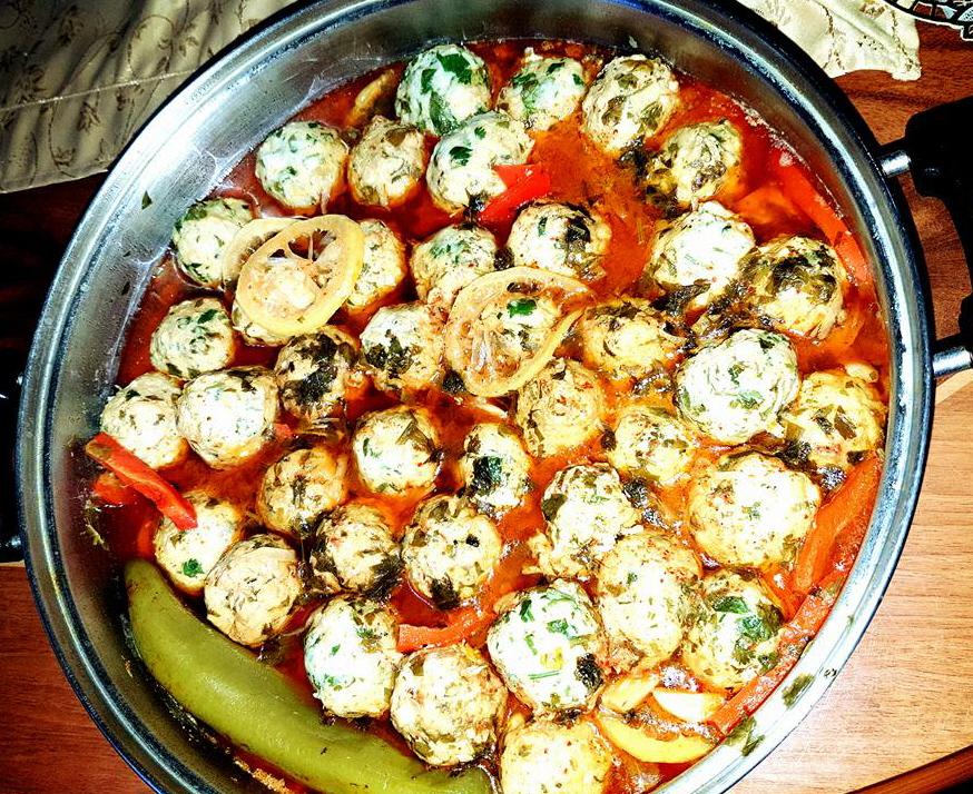 מבשלים ואופים עם מאסטר מתכונים -  קציצות דגים מבושלים