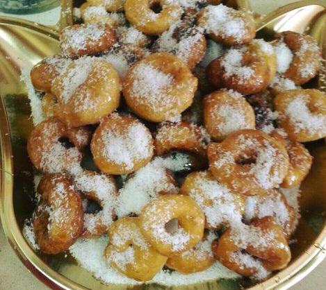 עוגיות יו-יו נוסח אלג'יר