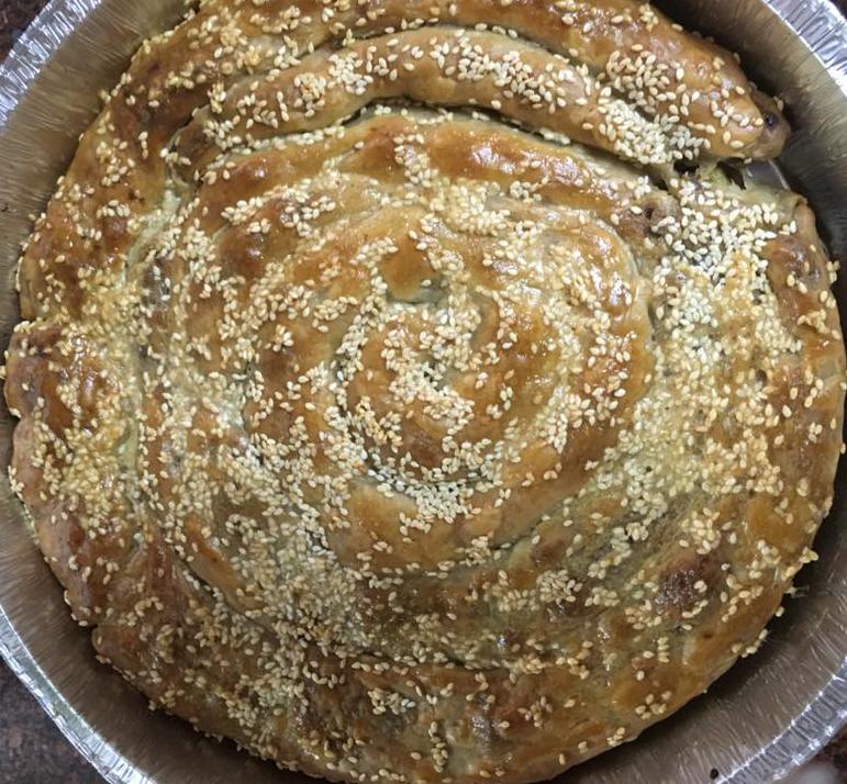 מתכון שבלול פילאס ממולא בשר..... מבשלים ואופים עם מאסטר מתכונים