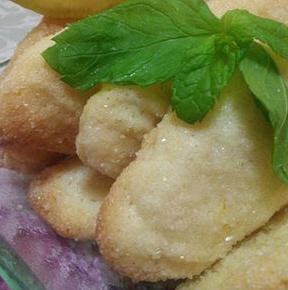 עוגיות לימוניות ללא חמאה/מרגרינה