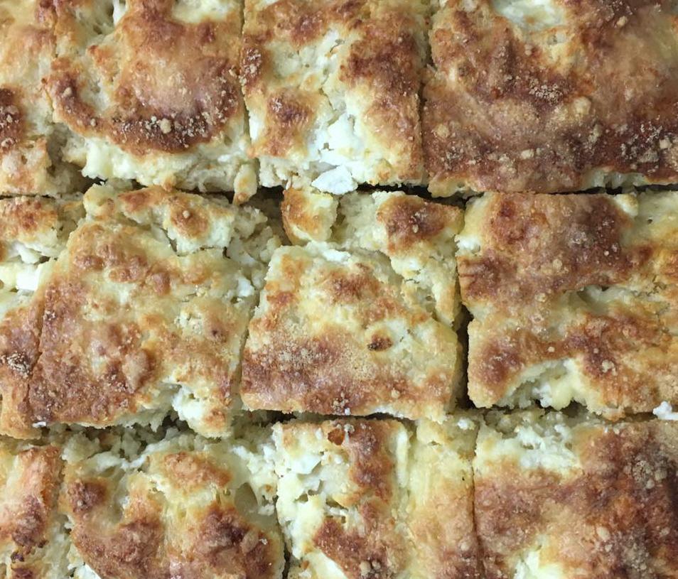 מאפה גבינות בלקני - פריז׳לדה