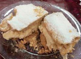 עוגת קרמשניט בקרם פטיסיאר
