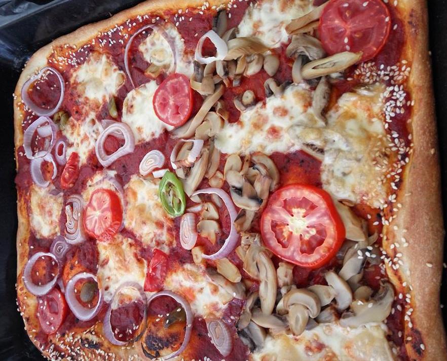 פיצה מעלפת