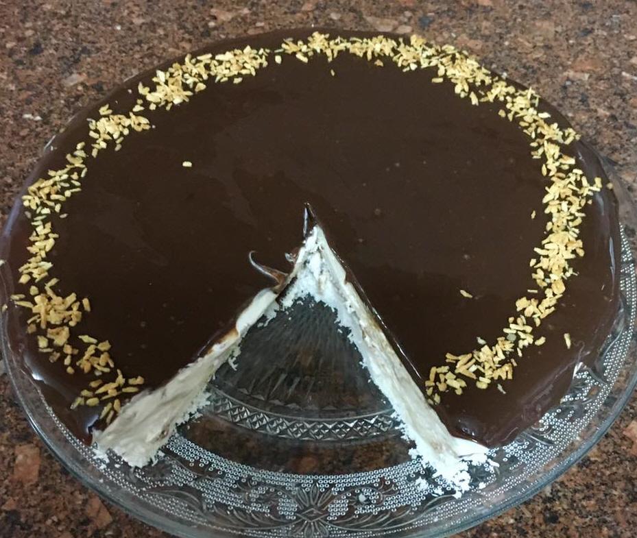 מתכון עוגת גלידה..... מבשלים ואופים עם מאסטר מתכונים