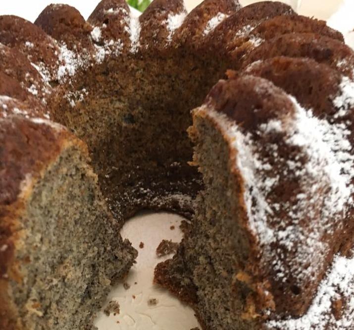 עוגת פרג נימוחה ורכה
