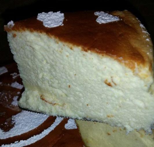 עוגת גבינה -מתכון של חגית אלקבץ האלופה