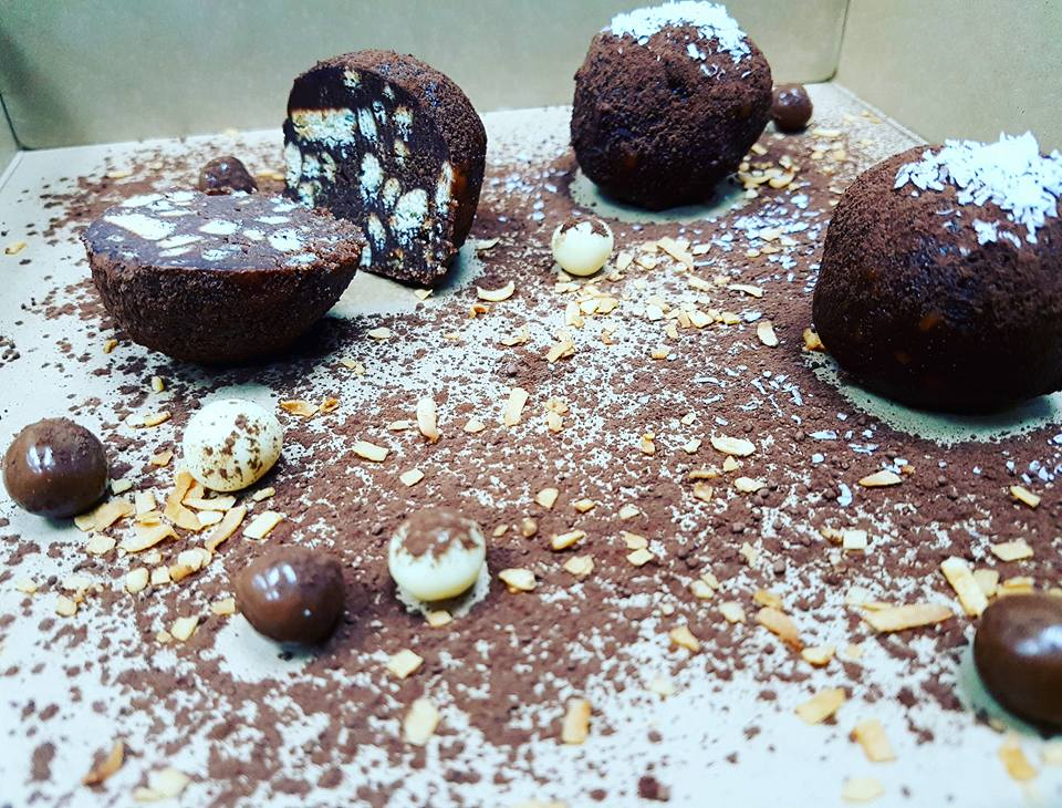 כדורי שוקולד וסילאן