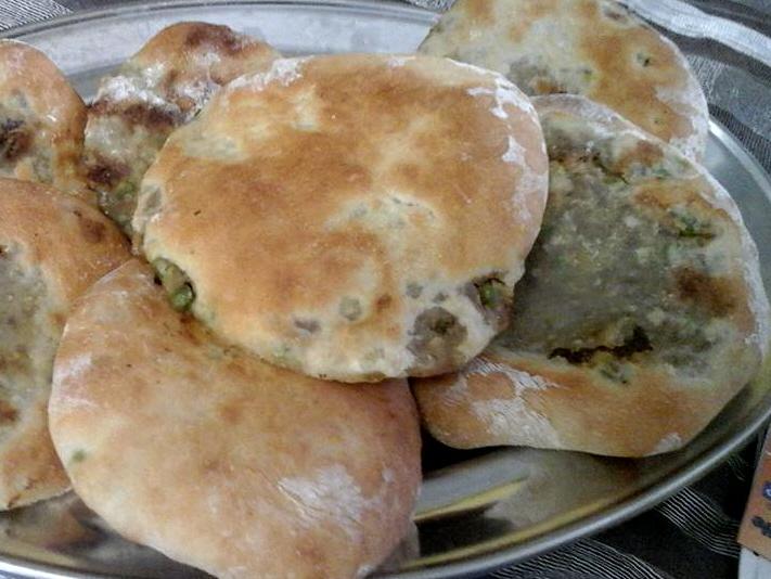 פיתה טיקה - טעם הודי