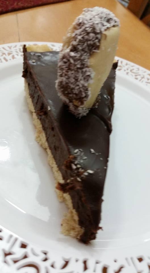 פאי פאדג' שוקולד בגירסת בצק אלפחורס