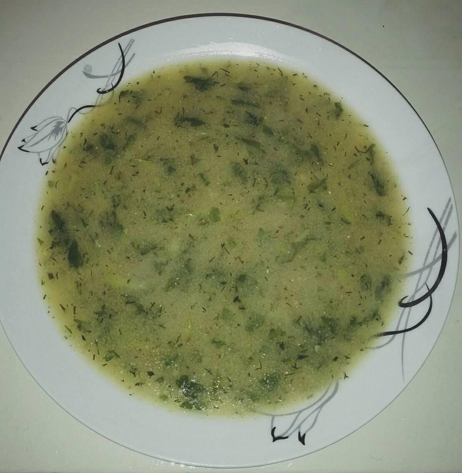 מרק ל'חשו (מרק סולת מהמטבח המרוקאי)