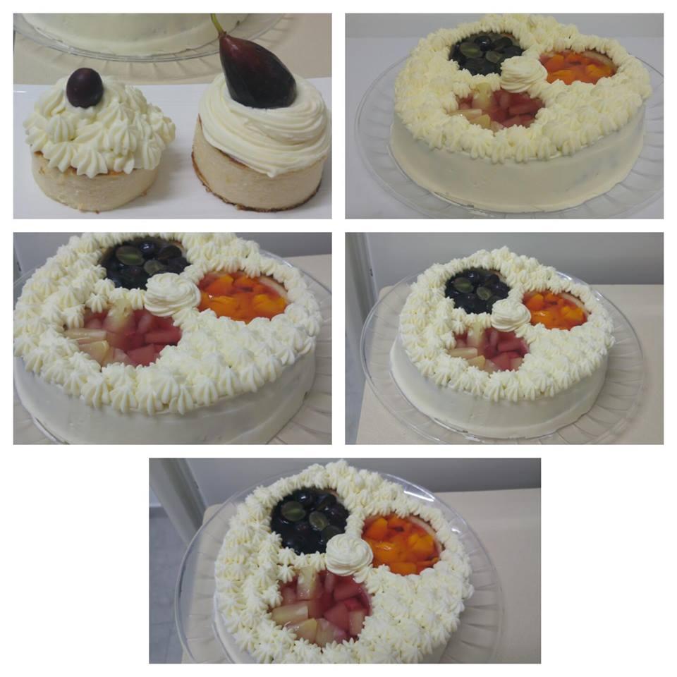מבשלים ואופים עם מאסטר מתכונים   ---     עוגת גבינה ללא גבינה
