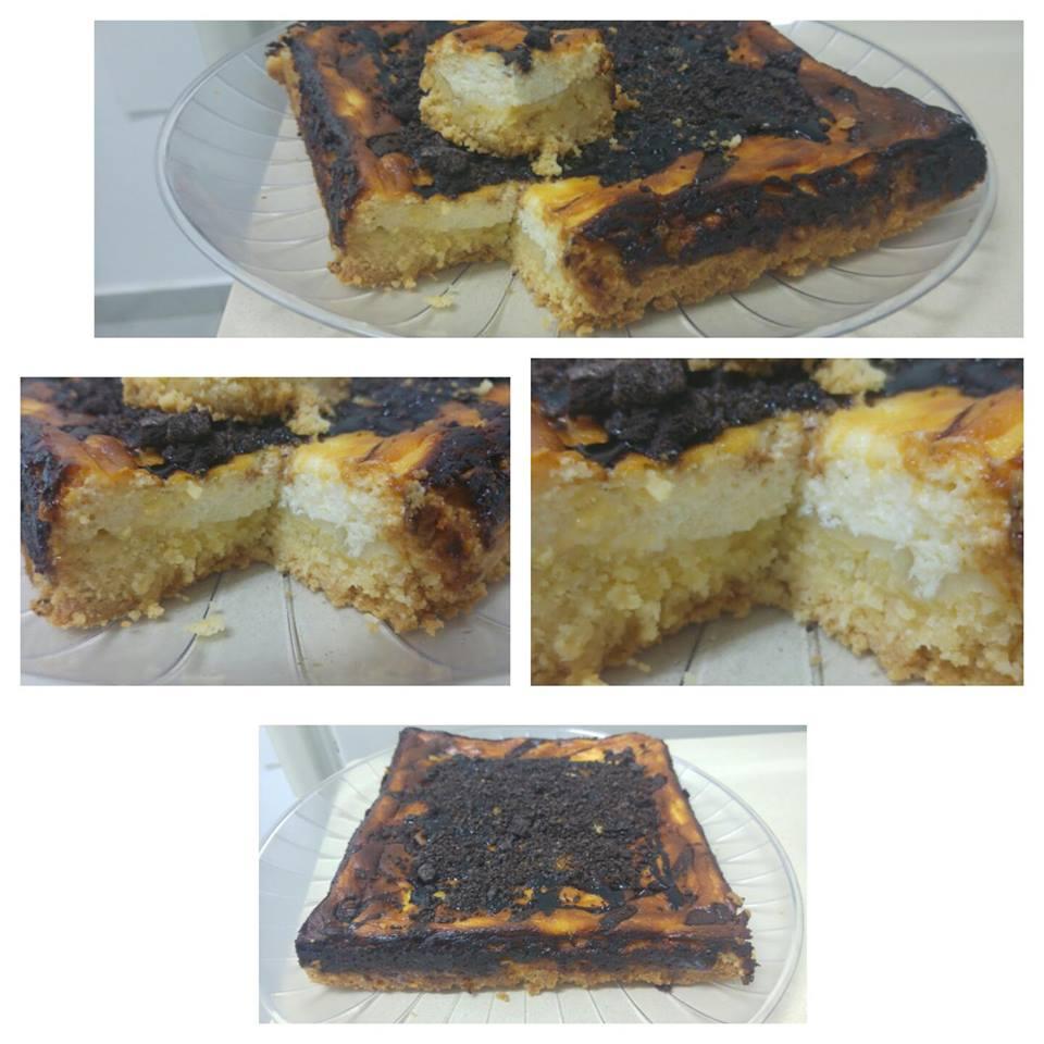 ריבועי גבינה עם קמח ללא גלוטן ...מומלצת בחום ואהבה...קלה וטעימה