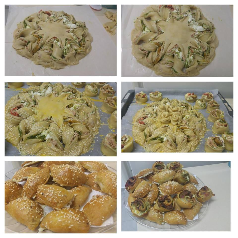 מבשלים ואופים עם מאסטר מתכונים   ---     בצק מושלם למאפים מלוחים
