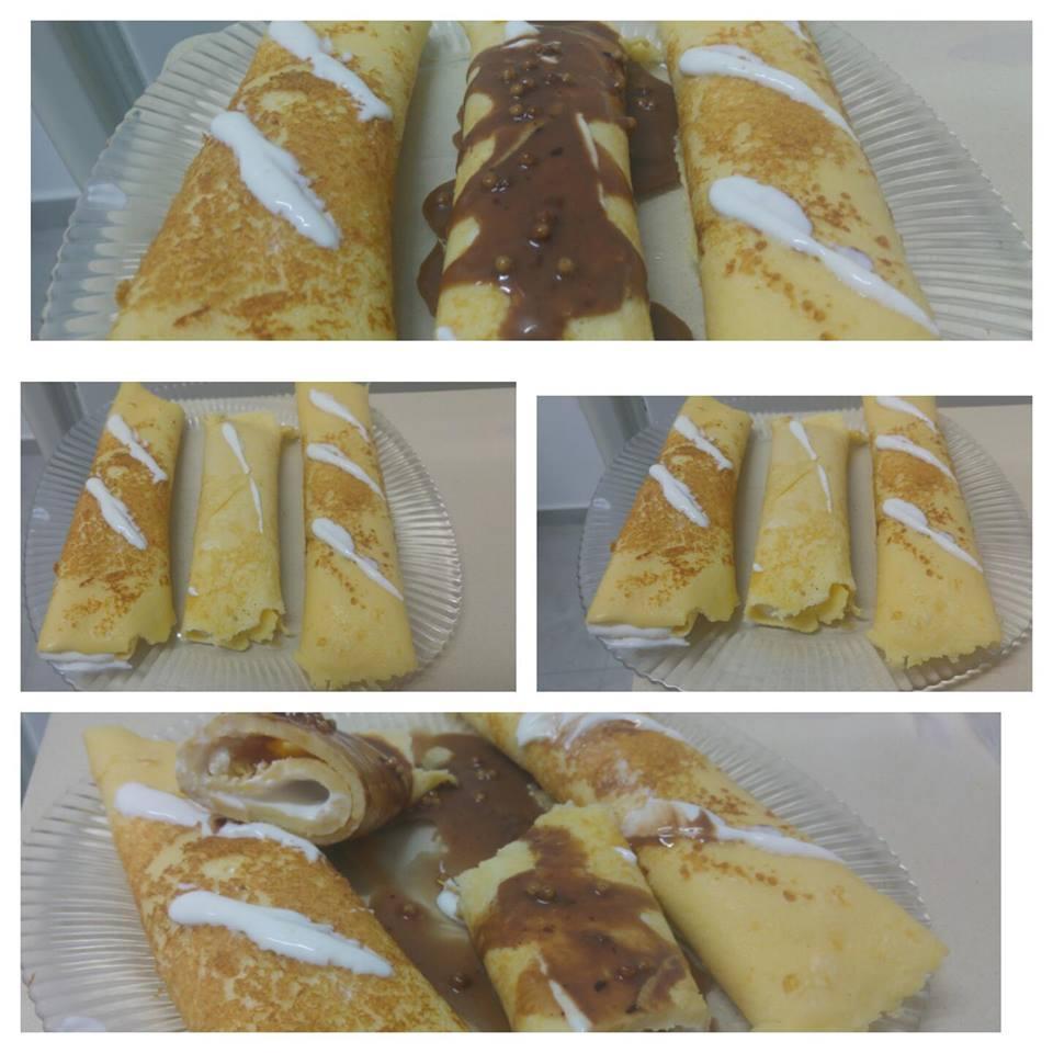 בלינצ'ס גבינה מתוק