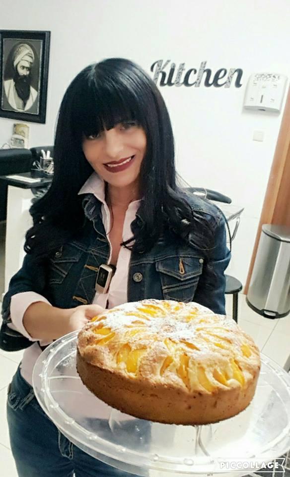 עוגת טורט משמש בחושה בקלי קלות