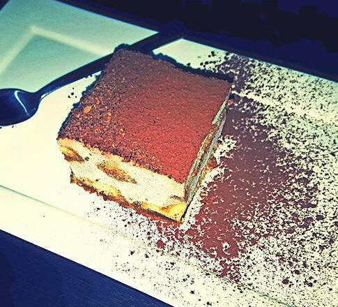 טירמיסו קרם שוקולד