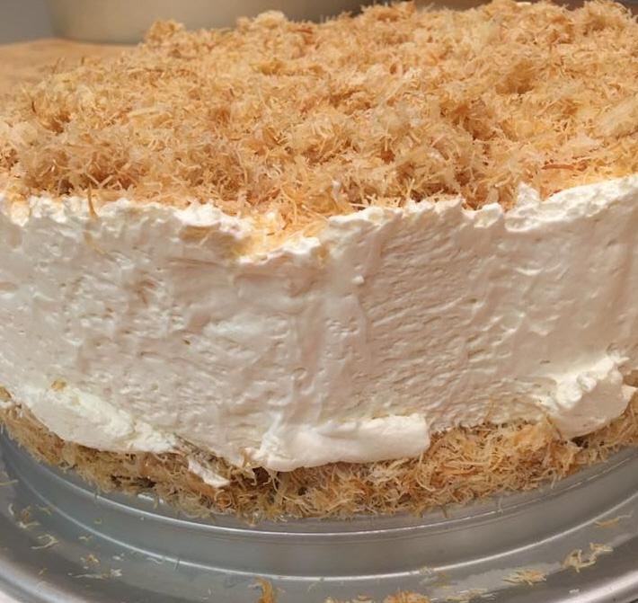 עוגת קדאיף מטריפה