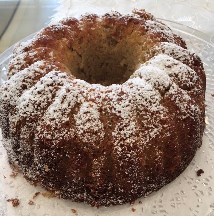 עוגת קינמון נפלאה