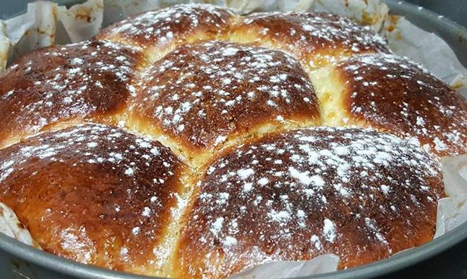 עוגת שמרים גבינה מעלפתתת