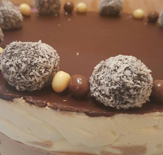 טריקולד עוגה חלום ללא אפיה
