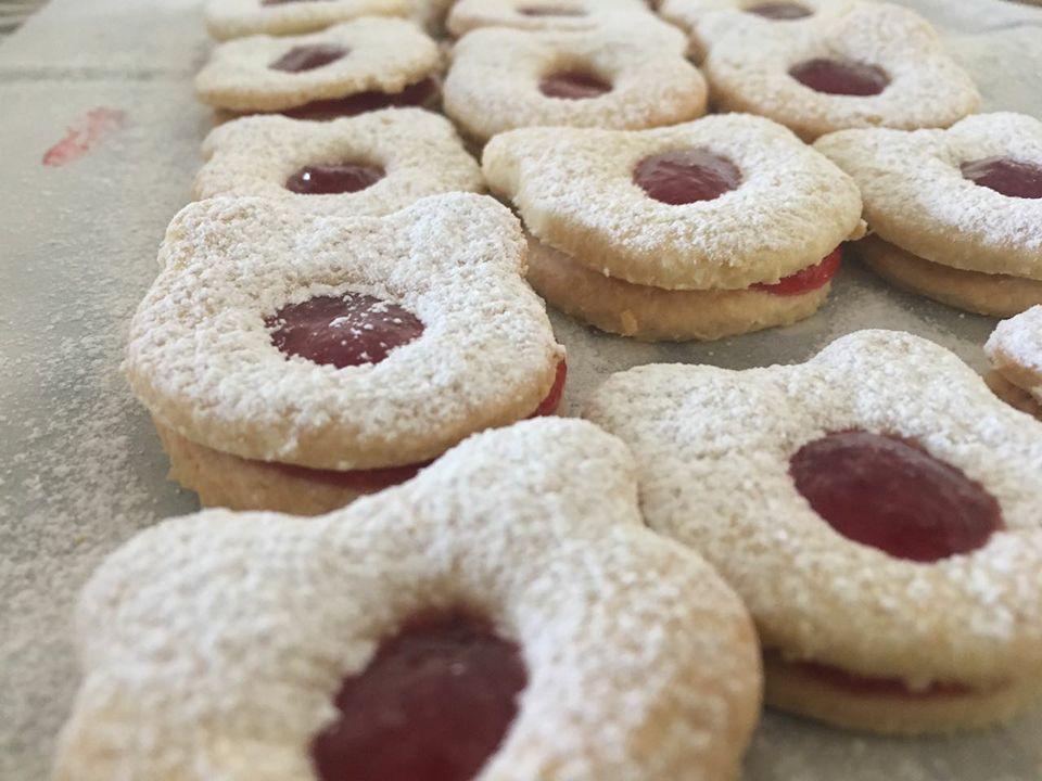עוגיות סנדוויץ ריבה ... דורין מרמלשטיין