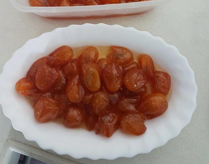 ריבת תפוזים סינים לפי המתכון של רות דנינו