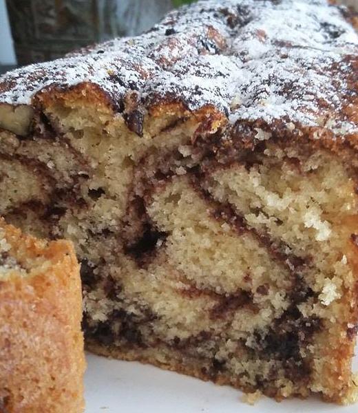 עוגה לקפה משודרגת ... גילה כהן-אבני