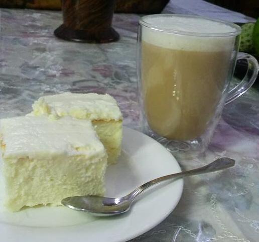 עוגת גבינה בטעם של פעם'