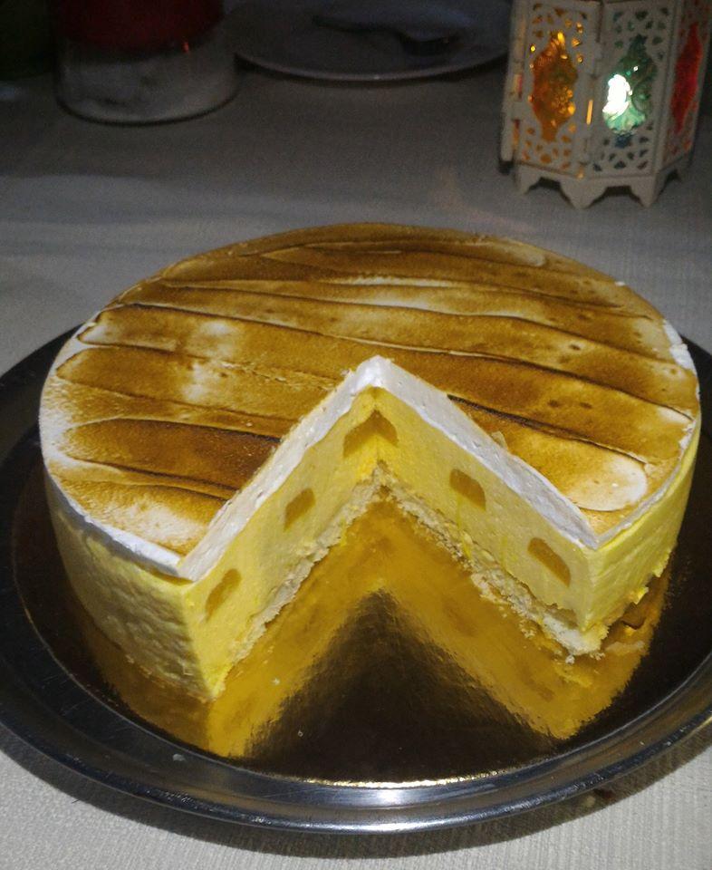 עוגת לוּחַ שַׁחְמָט-מוס שוקולד ... סימונה זמנהאור