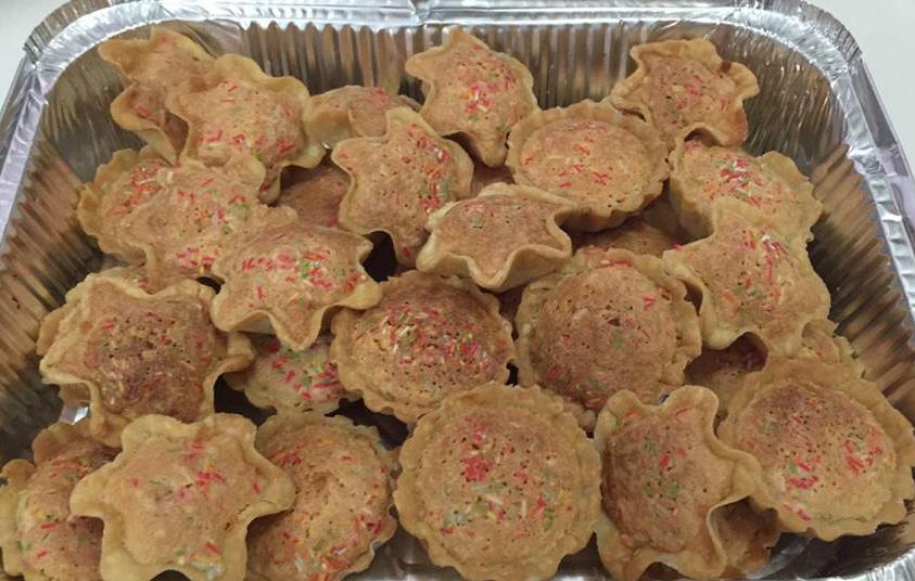 עוגיות מרציפן ... הגר מעודה