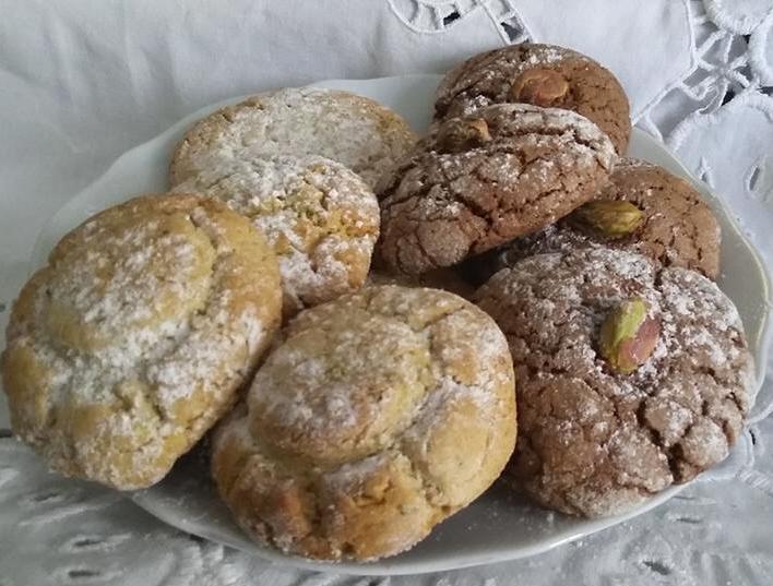 עוגיות חלווה - 5 דק' עבודה. .גילה כהן-אבני