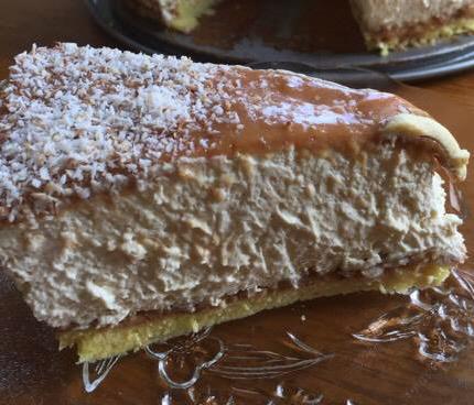 עוגת אלפחורס מושלמת גם לפסח