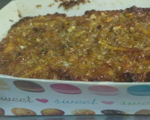 פליאו - אחת העוגות הטעימות