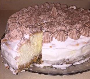 עוגת גבינה משודרגת - מלי אוזן