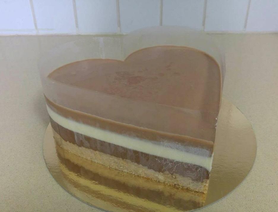 עוגת טריקולד משגעתתת