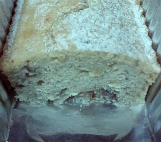 עוגת תפוזים ללא סוכר