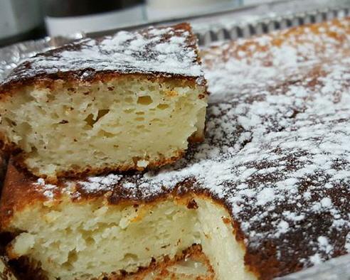 עוגת גבינה בחושה מעלפתתת שלי