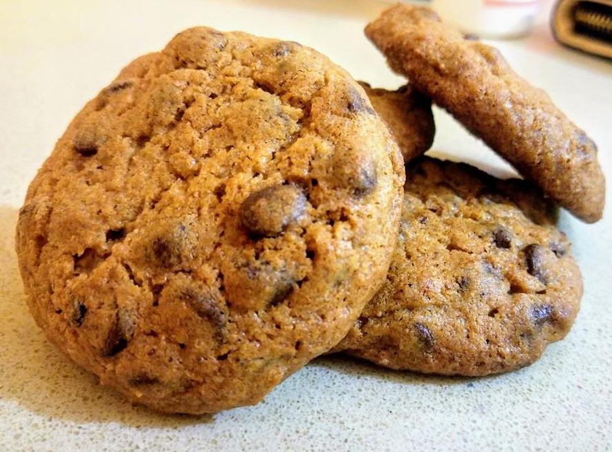 עוגיות שוקולד צ'יפס - דוד מרציאנו