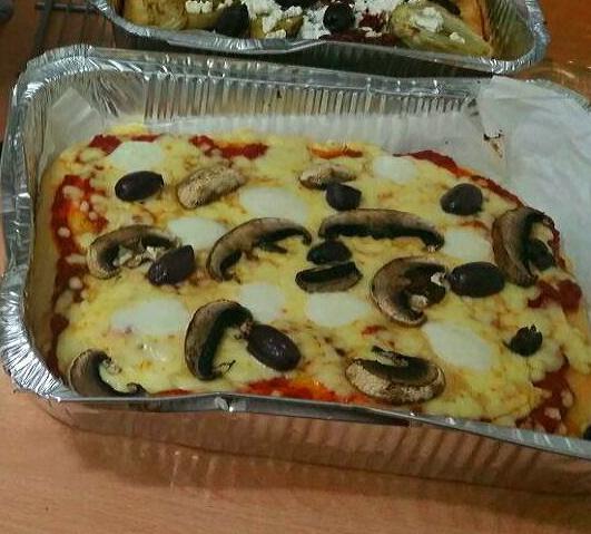 הבצק הכי מושלם לפיצה - רוחמה כהן