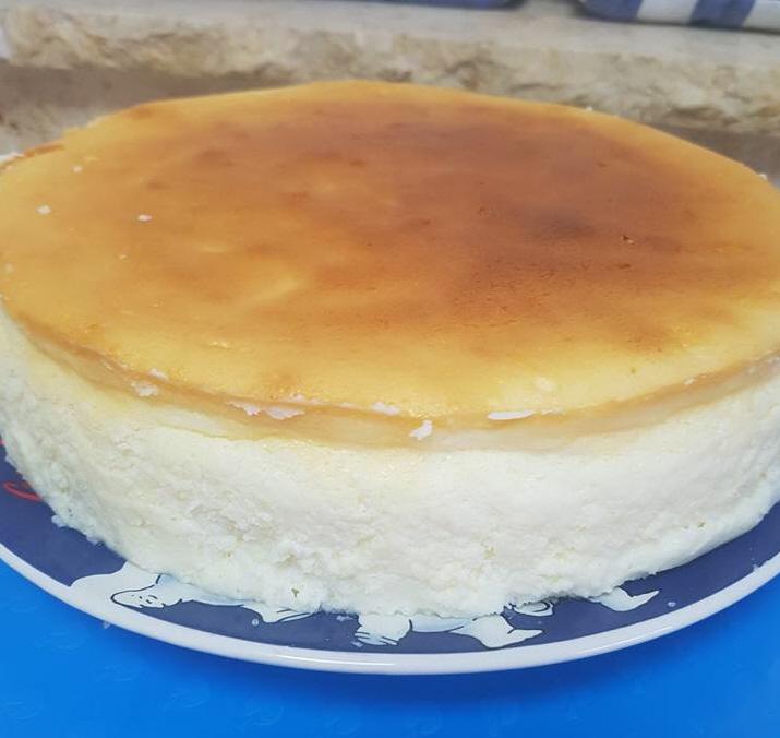 עוגת גבינה מהממת ומוצלחת במיוחד בציפוי שוקולד - רחלי מלמד בניסטי