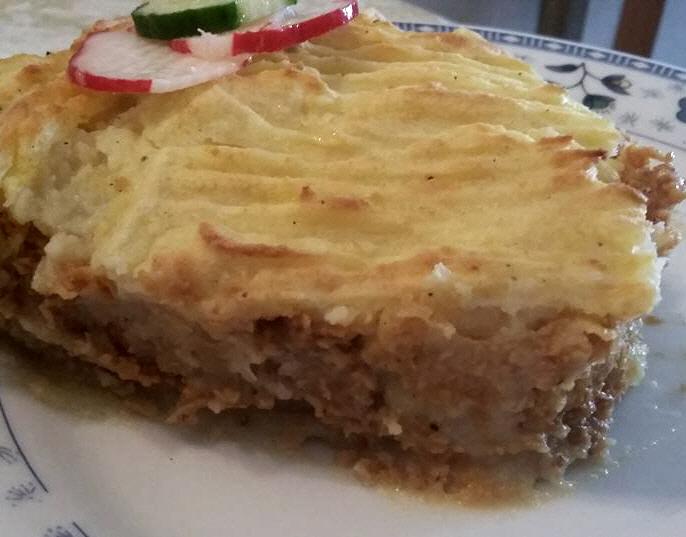 פשטידת הרועים - קל מהיר, משביע ומאוד טעים