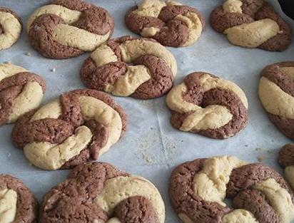 עוגיות זברה של שולי אורפלי - גילה כהן אבני