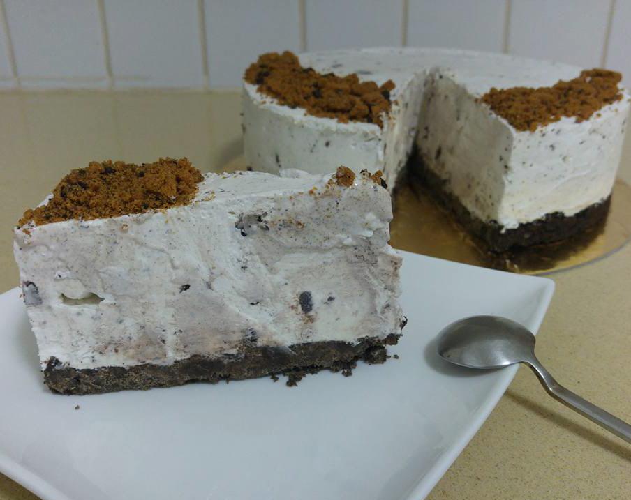 עוגת גבינה לוטוס אוראו - מיכל יחזקאל