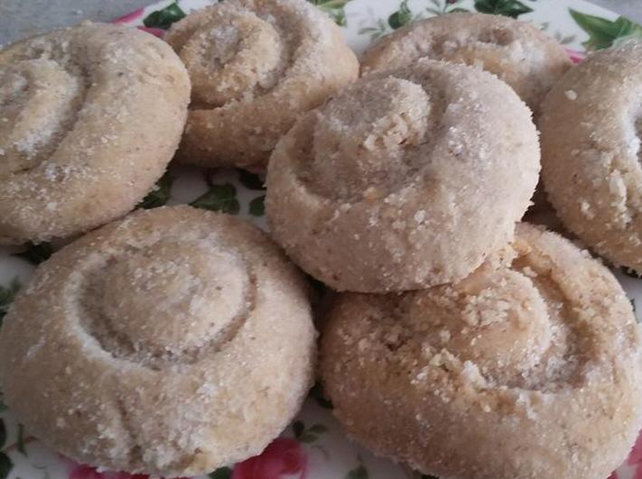 עוגיות אגוזי פקאן של מיקי שמו - גילה כהן אבני